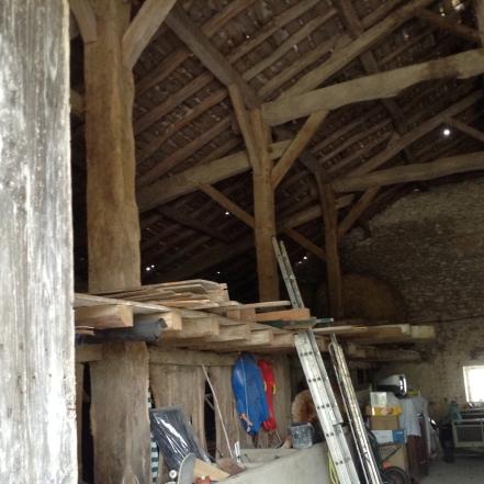 Mezzanine floor rebuilt